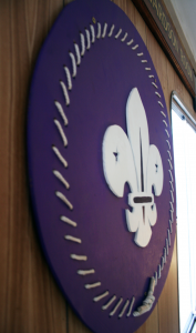 Scout-Logo-on-wall