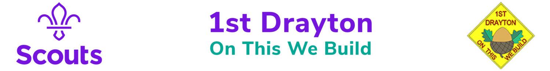 1st Drayton Scout Group